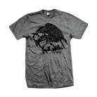 The Acacia Strain - Crow & Mouse (Heather Grey) [入荷予約商品]