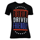 Driver Friendly - I Believe (Heather Black) [入荷予約商品]