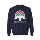 Driver Friendly - Bird Logo (Navy Blue) (Sweat) [入荷予約商品]