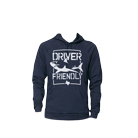 Driver Friendly - Shark (Navy) (Hoodie) [入荷予約商品]