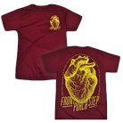 Front Porch Step - Heart (Maroon) [入荷予約商品]