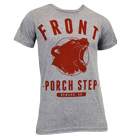 Front Porch Step - College (Heather Grey) [入荷予約商品]