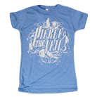 Pierce The Veil - Logo (Blue) [girl's] [入荷予約商品]