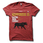 Taking Back Sunday - Happiness Is (Red) [入荷予約商品]