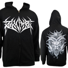 Revocation - Ram Worm (Zip Up Hoodie) [入荷予約商品]