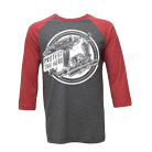 Protest The Hero - Pew Pew (Grey/Red) (Baseball) [入荷予約商品]
