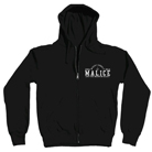 Misery Signals - Malice X (Zip Up Hoodie) [入荷予約商品]