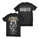 Upon A Burning Body - Monster (Black) [入荷予約商品]