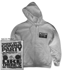 Deez Nuts - Tonight (Heather Grey) (Zip Up Hoodie) [入荷予約商品]