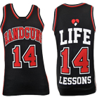 Handguns - Life Lessons (Black/Red) (Basketball Jersey) [入荷予約商品]