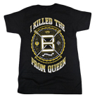I Killed The Prom Queen - My Love Won't Die (Black) [入荷予約商品]