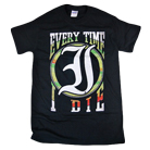Every Time I Die - Circle Logo [入荷予約商品]