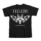 Villains - Lonely Moth (White Print) [入荷予約商品]