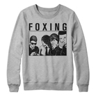 Foxing - Cigs (Heather Grey) (Sweat) [入荷予約商品]