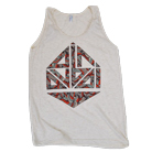 Air Dubai - Shapes (Oatmeal) (Tank Top) [入荷予約商品]