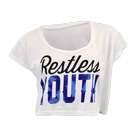 Air Dubai - Restless Youth (Crop Top) [girl's] [入荷予約商品]