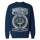 Four Year Strong - History (Navy) (Sweat) [入荷予約商品]