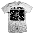 7 Seconds - Old School American Hardcore (White) [入荷予約商品]