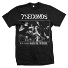 7 Seconds - Old School American Hardcore (Black) [入荷予約商品]