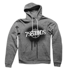 7 Seconds - Paint Drip (Heather Grey) (Hoodie) [入荷予約商品]