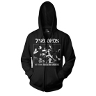 7 Seconds - Old School American Hardcore (Zip Up Hoodie) [入荷予約商品]