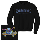 Gnarwolves - Skull Skate (Sweat) [入荷予約商品]