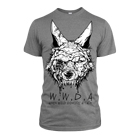 When Wild Dingos Attack - Dingo Head (Heather Grey) [入荷予約商品]