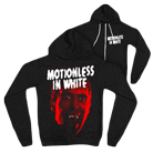 Motionless In White - Dracula (Zip Up Hoodie) [入荷予約商品]