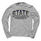State Champs - Arch Logo (Heather Grey) (Sweat) [入荷予約商品]
