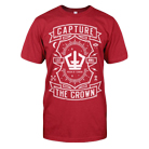 Capture The Crown - Banners (Red) [入荷予約商品]