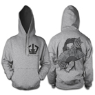 Capture the Crown - Geisha (Heather Grey) (Hoodie)