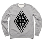 Idlehands - Drip (Heather Grey) (Sweat) [入荷予約商品]