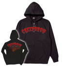 The Creepshow - Bass Bat (Zip Up Hoodie) [入荷予約商品]
