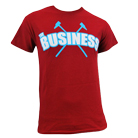The Business - Logo (Maroon) [入荷予約商品]