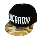 We Came As Romans - Logo (Camo) (Snapback) [入荷予約商品]