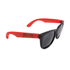 Set It Off - Logo (Red/Black) (Sunglasses) [入荷予約商品]
