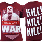 I Declare War - Destroy (Burgundy) [入荷予約商品]