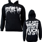 I Declare War - If It Ain't Broke (Hoodie) [入荷予約商品]