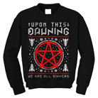 Upon This Dawning - Xmas Pentagram (Sweat) [入荷予約商品]