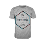 Come The Dawn - Hexagon (Heather Grey) [入荷予約商品]