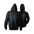 Come The Dawn - Spirograph (Zip Up Hoodie) [入荷予約商品]