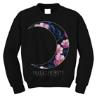 Invent, Animate - Floral Moon (Sweat) [入荷予約商品]