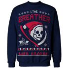I The Breather - Grim Reaper (Navy) (Sweat) [入荷予約商品]