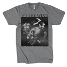 To The Wind - Lines (Heather Grey) [入荷予約商品]