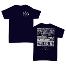 To The Wind - Swinging (Navy) [入荷予約商品]