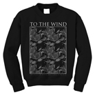 To The Wind - Sketch Flower (Sweat) [入荷予約商品]