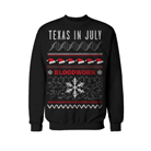 Texas In July - Snowflake (Sweat) [入荷予約商品]