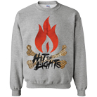 Hit The Lights - Flame (Heather) (Sweat) [入荷予約商品]