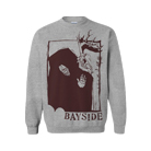 Bayside - Horned Devil (Heather Grey) (Sweat) [入荷予約商品]