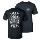 Hand Of Mercy - Burning Book (Navy) [入荷予約商品]
